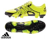 Adult's Adidas 'X 15.3 FG/AG' Football Boots (B27001) x4 (Option 1): £10.95